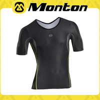 Specially high quality style design 2015 Monton hot-transfer Unisex short running/cycling/bike/sports vest for sale