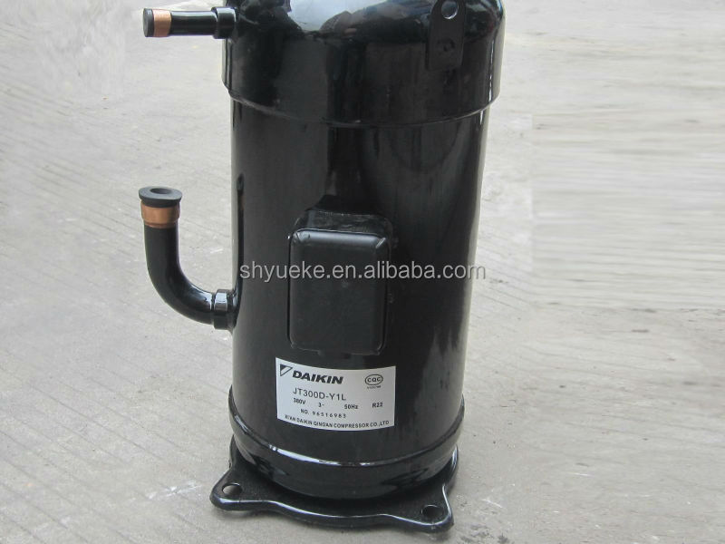 Hot Sales ! 3 Hp 15.4 A Daikin Air Condition Compressor JT90G-P8VJ
