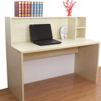 Laminated Wooden office writing desk