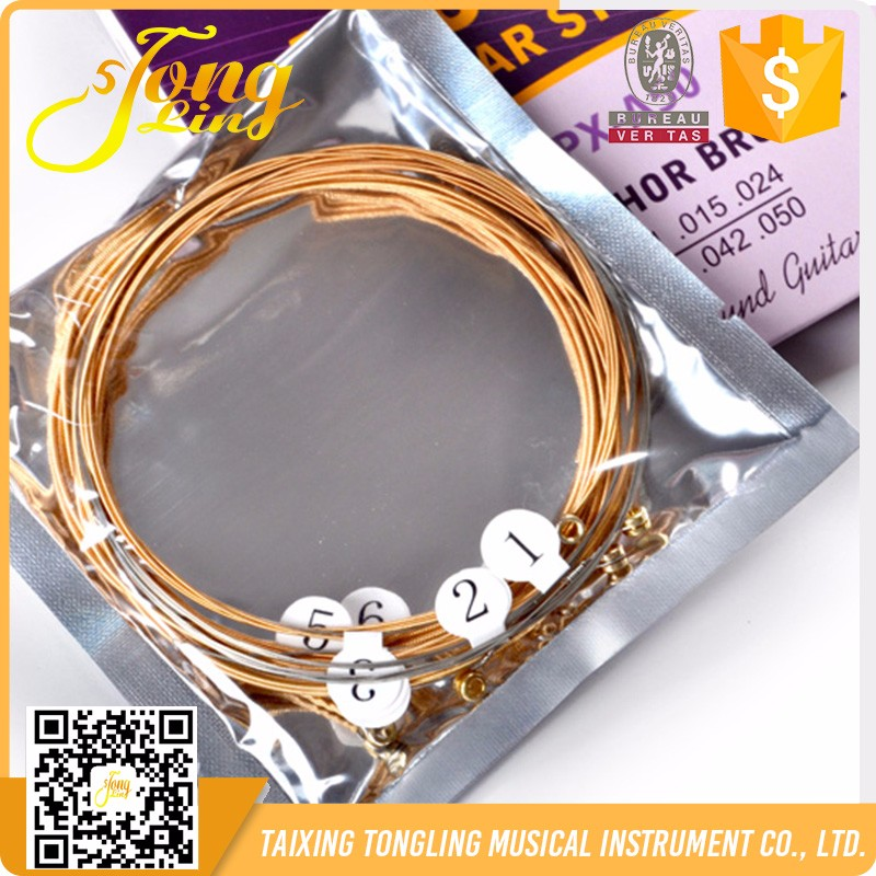 Wholesale Attractive Price guitar strings
