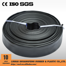 Flexible rubber water garden hose pipes/ single rubber hose /rubber fire hose