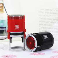 Wholesales Round Stamp 40MM Max Stamp Self-Inking Stamp Manufacturer