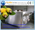 Fully automatic and high capacity cashew nut roasting machine