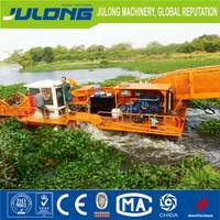 famous brand aquatic grass harvesting machinery