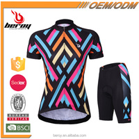 Beroy Custom Premium Cycling Jersey Set, Wholesale Cycling Kit at Low Price