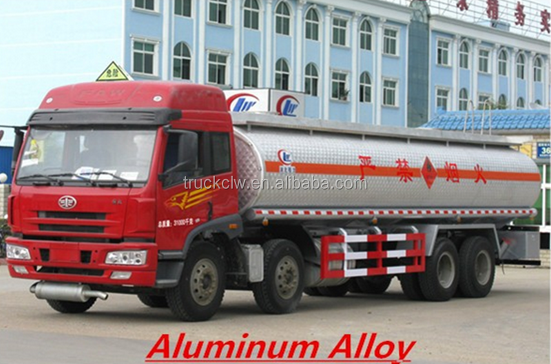 Manufacturer low price 5000 to 30000 liters capacity used fuel tanker truck