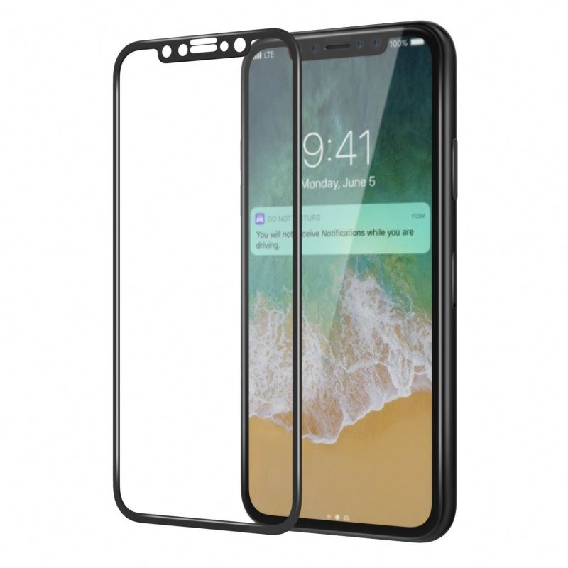 High Definition Scratch Proof Lcd Tv Screen Protector For Iphone X Compact
