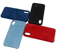 Mobile fabric cover phone case for iphone X, for iphone 7 cloth phone case