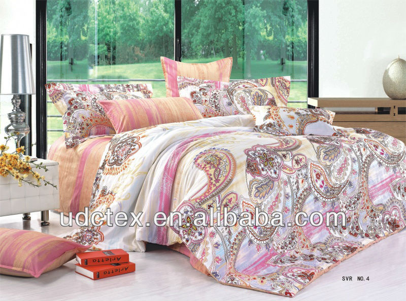 chinese cotton fabric for bedding