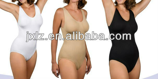 Hot seamless body suit shaper Slimming undergarments Slimming Body Shaper Panty Girdle