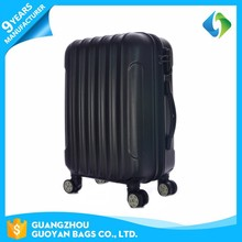 Colorful casual lightweight oem fashionable style travel luggage