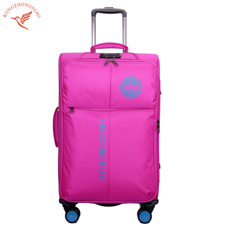 Wholesale luxury fashion trollery small siutcase luggage