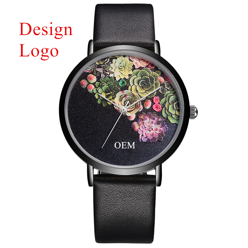 Brand Your Own <strong>Specialized</strong> in Logo Customized Watches Made in PRC Watch Manufacturer Custom Image Watch