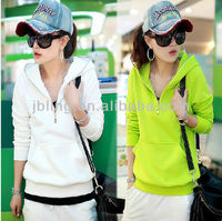 Japanese and South Korean style the latest women's hoodies