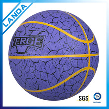new style rubber basketball size 7 rubber bladder