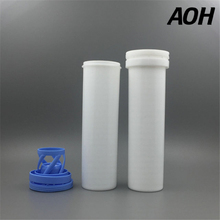 Factory Directly Provide Plastic Pharmaceutical Packaging Ldpe Effervescent Tablet Tube