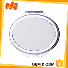 For Sublimation Chinese Plain Surface One Way Mirror for Pocket Carrying