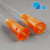 disposable dental irrigation needle close end side vented tip