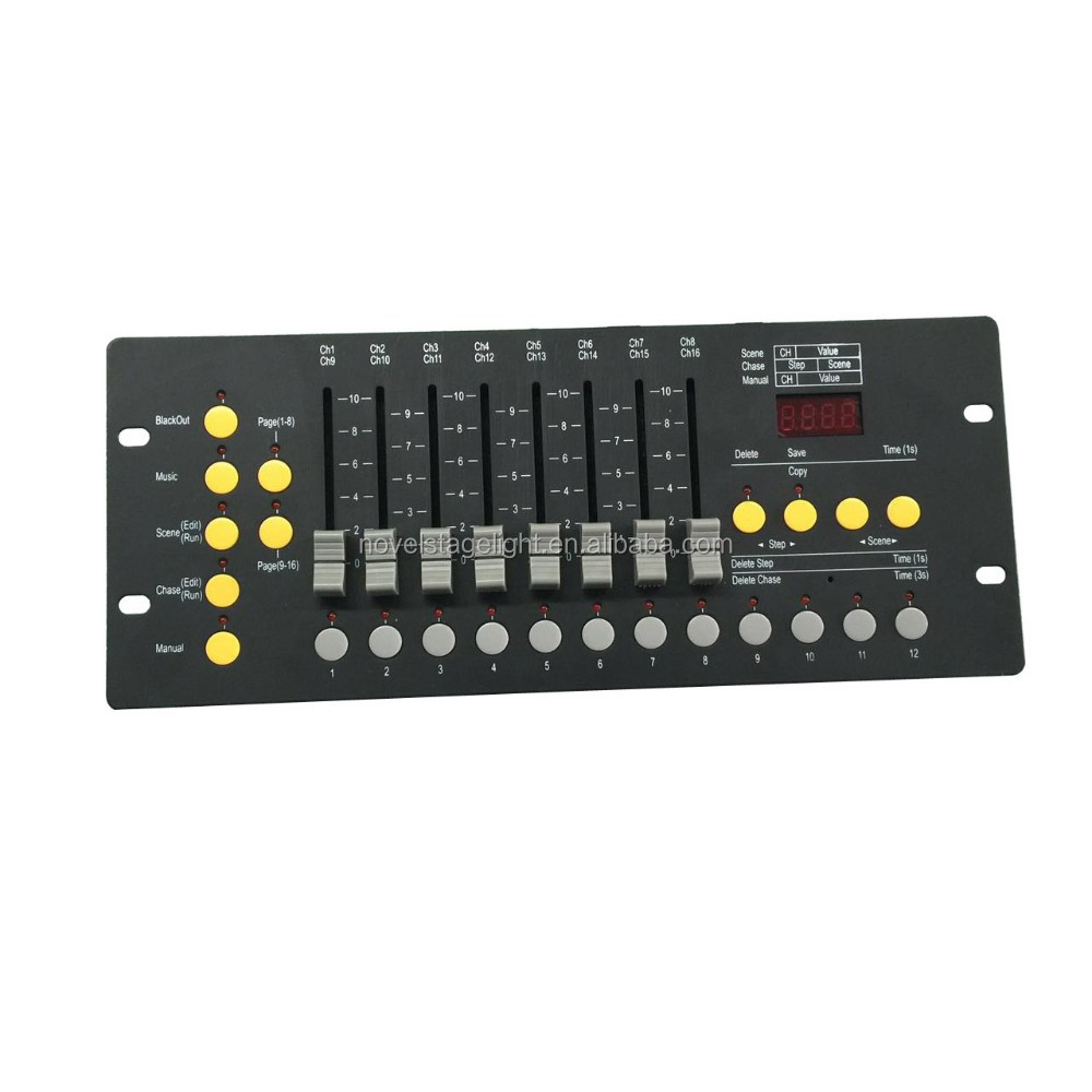 HI-COOL DMX disco 192 controller/dmx lighting console/dmx lighting control