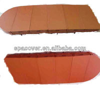 ASTM F 1346-91 11 metres varies color PVC leather with EPS swimming pool cover