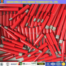 china supplier cheap 10mm 12mm 14mm diamond core drill bit for hot sale