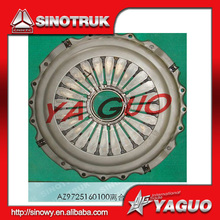 SINOTRUK HOWO TRUCK WD615 371HP ENGINE SPARE PARTS-- 430 CLUTCH COVER (AZ9725160100)