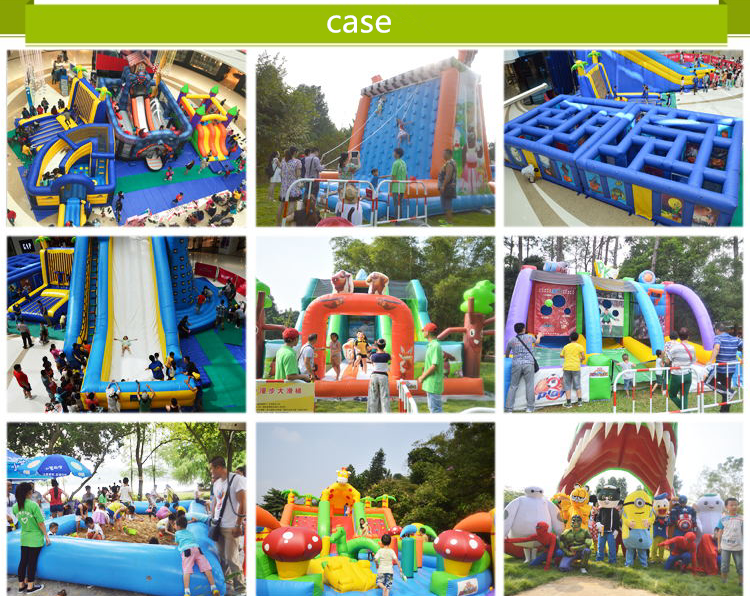 kids inflatable sport