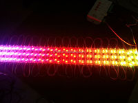 high brightnss RGB led panel Modules for lighting boxes
