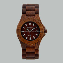 Top Fashion Nutural Handmade Wooden Watches Wholesale Wood Watch Dropshipping