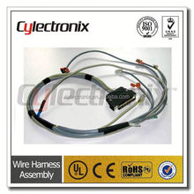 2 years gurantee Custom Wire Harness Cable Assembly