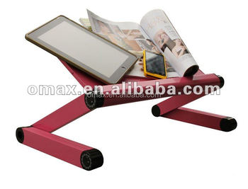 elevated aerial non slip protable folding aluminium work stand