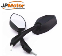 Motorbike Mirror Modified Trapezoid Motorcycle Side View Mirror