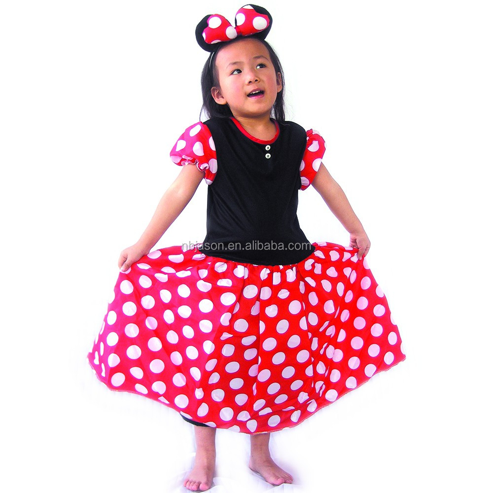 Classic Adult And Kids MickeyMouse Costume