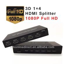 Full 3D 1080P hd hdmi converter 2x1 HDMI Switcher Splitter 2 in 1 4 out 1*4 1*8 ,4 way hdmi splitter,hdmi splitter to coaxial