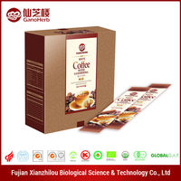 Made in china healthy slim coffee