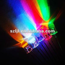 Rgb/blue/white/uv 5mm 8mm Round DIP LED Diode