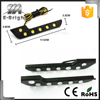 2pcs/set 6W 6LED High Power Universal daylight with signal light Car Day Running Lights Turn Signal DRL led drl light