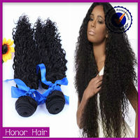 2016 hot sale unprocessed double drawn twists braiding virgin mongolian kinky curly hair