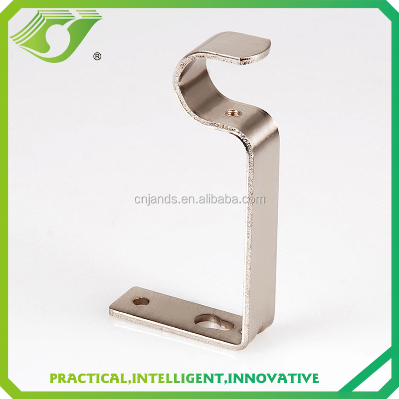 D-B0107 Iron Windows Curtain Brackets