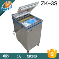 Food vacuum sealing and packaging machine for fresh/cooked food meat ZK-3S