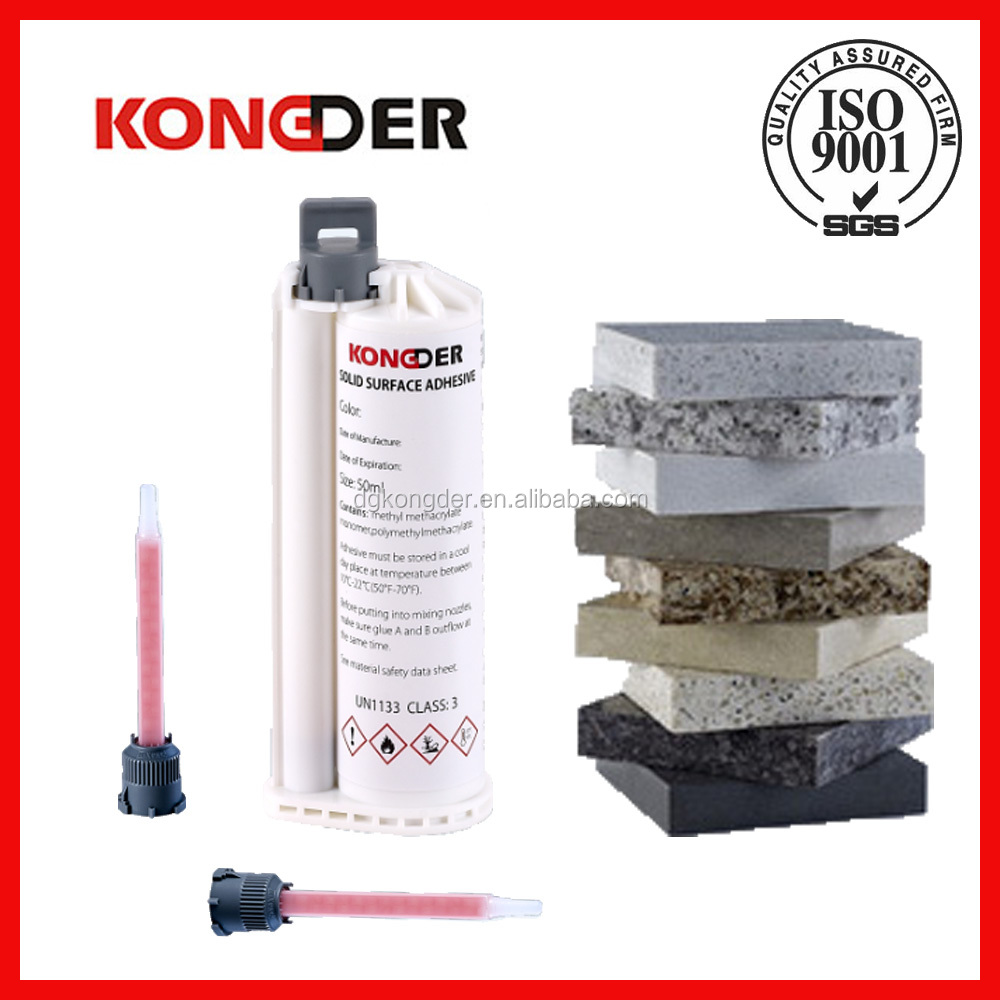 Low Price Non Yellowing Ceramic Tile/Quartz Stone/Granite Adhesive sealant for Kitchen countertops