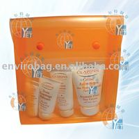 Clear Plastic PVC Gift Cosmetic Bag