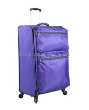 GM15092 Cabin size light weight luggage Wheeled Carry On Suitcase