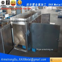 XAX1016Alu OEM ODM customized rittal profile aluminum panel outer