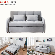 Smart furniture T5B pull out bed recliner sofa