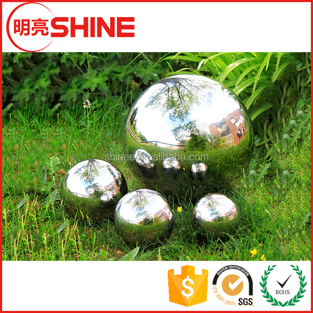Christmas Decoration Sphere Stainless Steel Hollow Balls