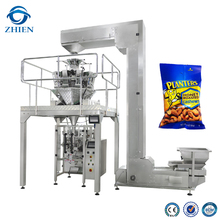 Automatic Honey Roasted Cashew Nuts Weighing Packaging Machine