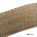 Wholesale double drawn Chinese hair fish wire halo hair extensions