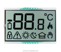 Rohs LCD Panel for heater and warmer