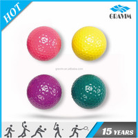 Wholesale golf balls training 3 piece